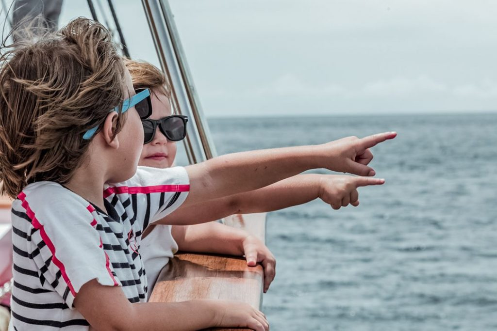 Embarking Liveaboard Labuan Bajo Holiday with Kids