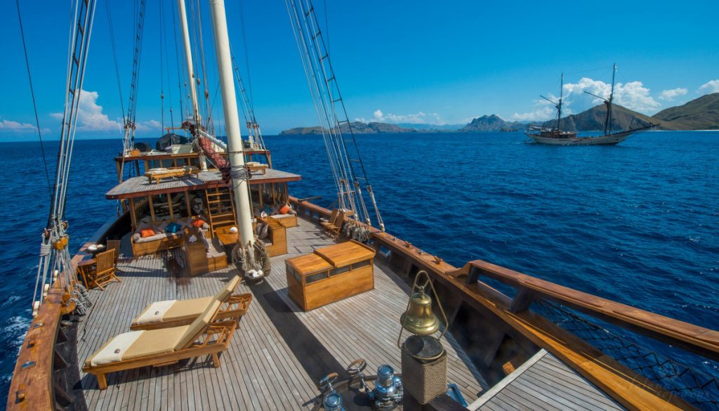 Raja Ampat cruise with silolona liveaboard