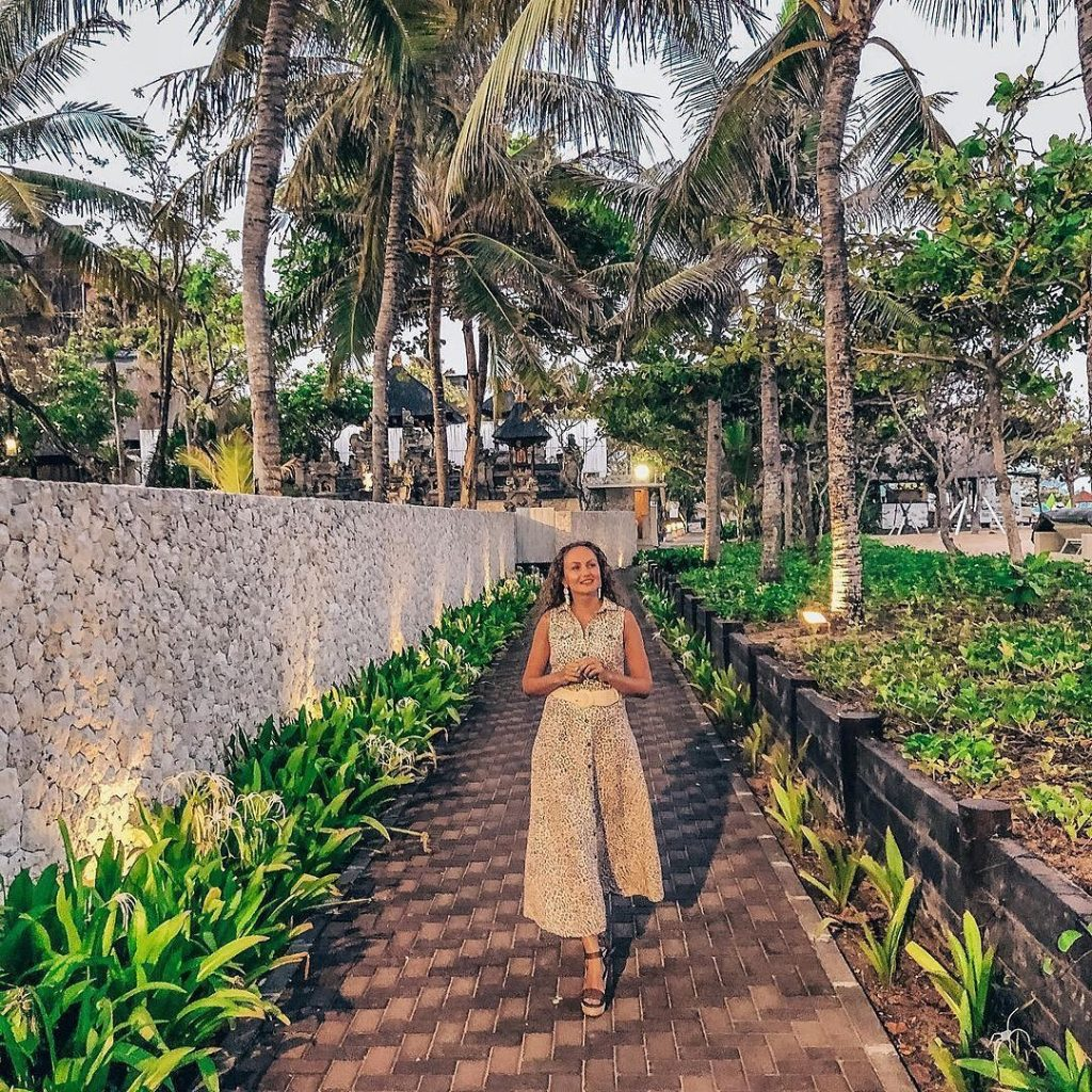 Feeling Safe in the Familiarity of Nusa Dua Resorts that You Know