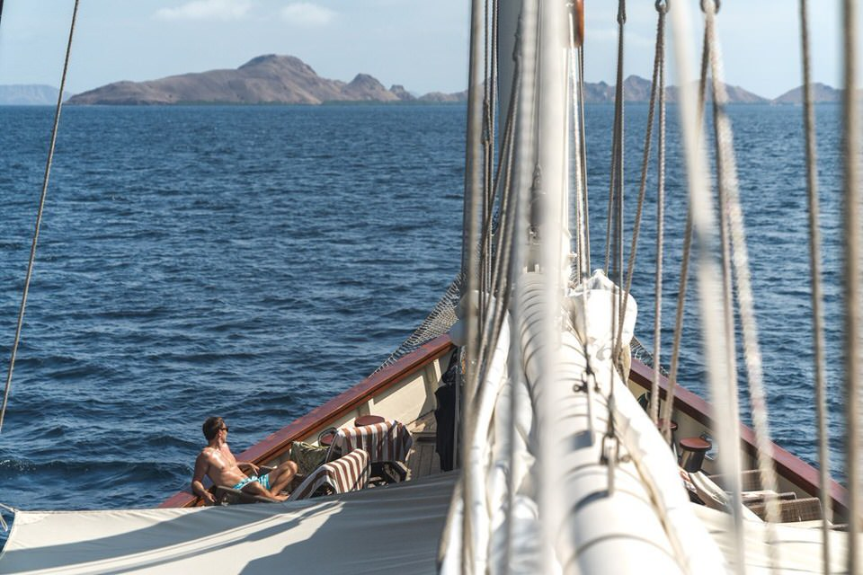 Labuan Bajo Trip, Rent Your Private Boat
